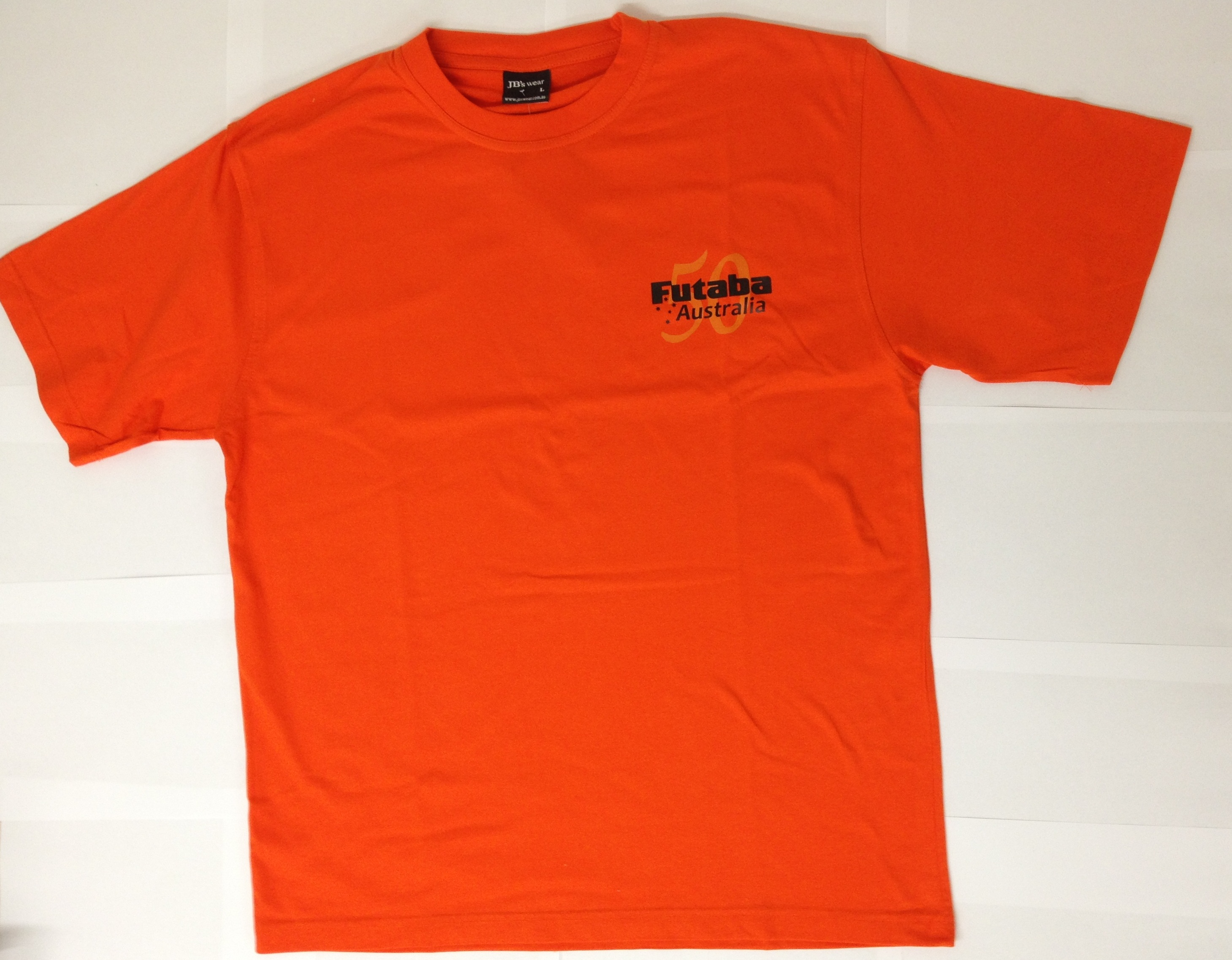 Orange t shirtshaengerchen